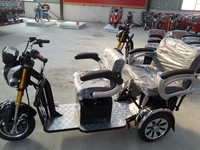 High Quality Electric Tricycle for Passanger