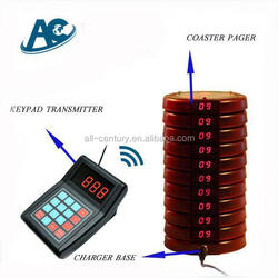 Convenient Restaurant Waterproof Self-service Device Fast Food Restaurant Equipment Pagers