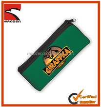New design custom logo neoprene promotional pencil case