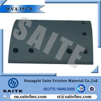 Buy best selling brake linings 19370 for commercial vehicle