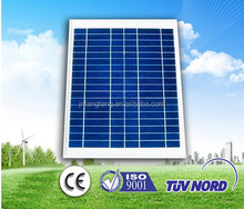 High Efficiency And Full Certified , High Power Poly Solar Module / Poly Solar Panel