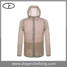 High Quality and Wholesale Price Sportswear Rip Stop Custom Nylon Sports Jacket