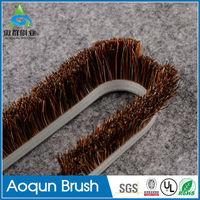 Environmentally friendly dog hair vacuum brush does not rotate