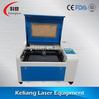 Mini Craft Work KL350 small laser cutting machine