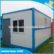 20 ft and 40 ft storage house container
