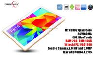 2GB+16GB big storage android 4.4 tablet pc 3g sim card slot