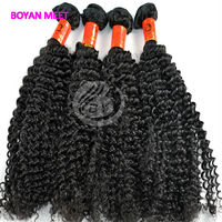 Curly Wave Virgin Indian Remy Human Hair Extension,Human Hair Full Lace Wigs With Bangs