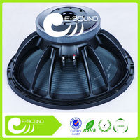 "15BW100 professional high power 15"" outdoor stage sound system speaker"