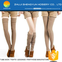 low price fashion girl japanese sexy tube pantyhose and tights for women and girl tights facotry