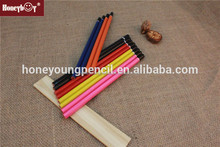 honeyoung promotional fashion hax dipped fluorescent painting pencil