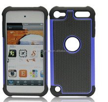 Luxury Robot Hard TPU Soft Rubber Case Cover For iPod Touch 5th Gen