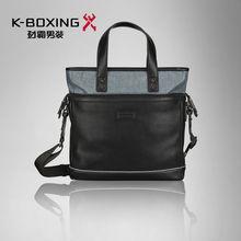K-BOXING Brand Stylish Men's Handbag