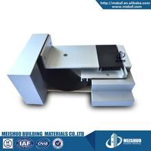 100-300mm aluminum base corner rubber concrete expansion joint caulk