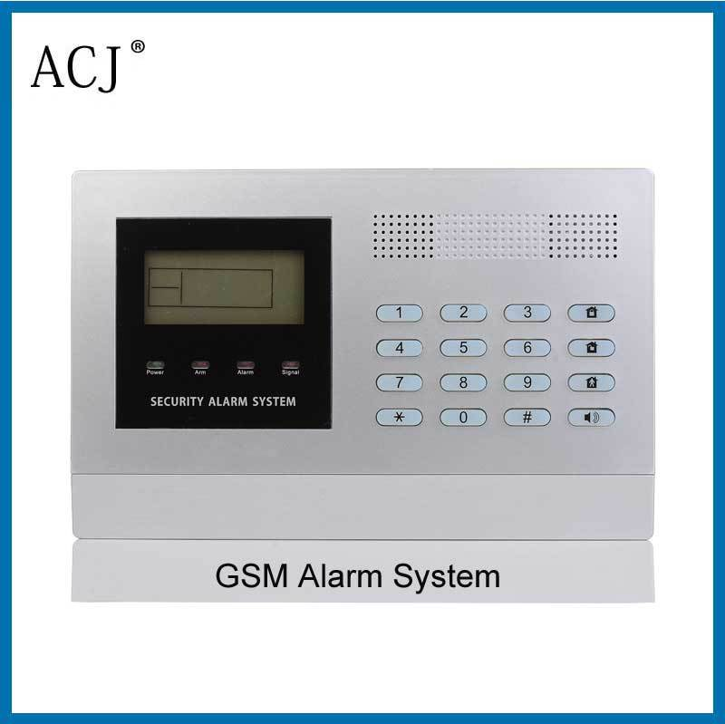 Small Alarm System Security Sistems