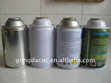 Tinplate aerosol packaging can