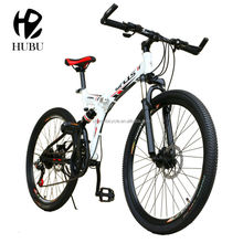 Competitive price full suspension 26 inches folding mountain bicycle /bike
