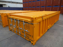 20' half height open top container/ marine container/shipping container