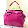 Alibaba China cheap lady leather messenger bag