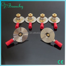 2015 Beauchy hot selling Fat Daddy 22mm ring spring loaded 510 connector V5 in stock