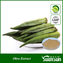 free sample new products dried okra powder