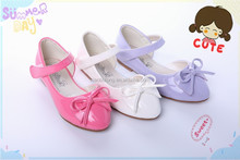 wholesale kids high heel shoes fashion dresses baby girl shoes children flat shoes manufacturers china