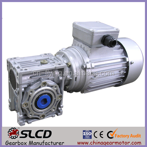 Nmrv Series Worm Gear Motor Speed Reducer Small Electric