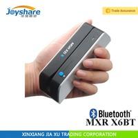 msrx6bt msrx6 bluetooth mobile magnetic card reader writer ios android sdk software compatible msr605 msr606 msr206 msrx6 msr609