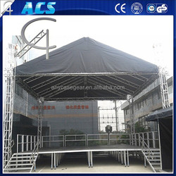 2015 dealer price four legs portable stage,Adjustable Portable Event Stage For Sale