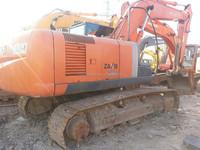 used hitachi excavator ZX200 for sale / used excavator
