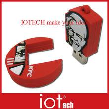 Your Shape Your logo IOTECH Custom USB