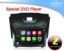 Chevrolet S10 car dvd with streeing wheel control radio 3g/wifi gps Capacitive screen mp3