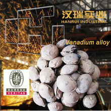 HANRUI vanadium nitrogen higher vanadium and higher nitrogen for steel making 2