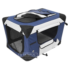 Pet Soft Crate collapsible crate