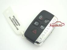 New Style OEM Smart Key 5 button 315Mhz for Jaguar EW93-15K601-AC