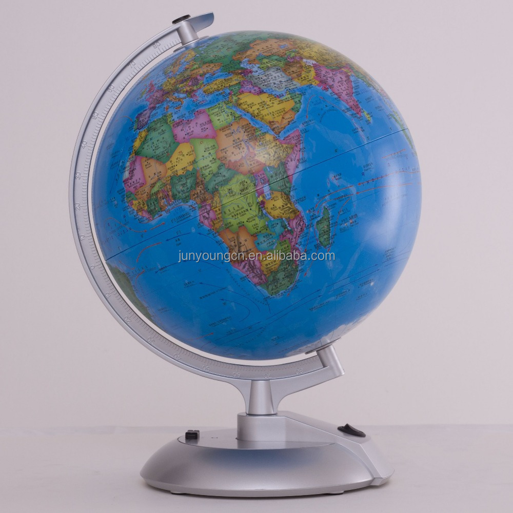 Constellation Globe With Led Light Buy Plastic Light