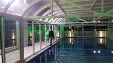 European Style Industrial Outdoor Glass Room for Pool