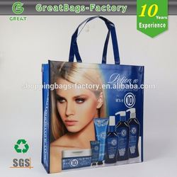 Customized plastic packaging bag for cotton candy