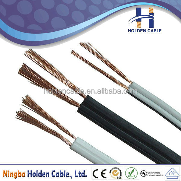 direct manufacturers thick flat electric wire and cable