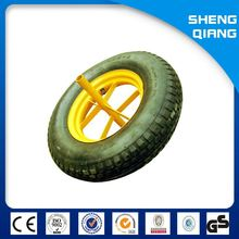 Natural Rubber Wheelbarrow Tyre And Inner Tube