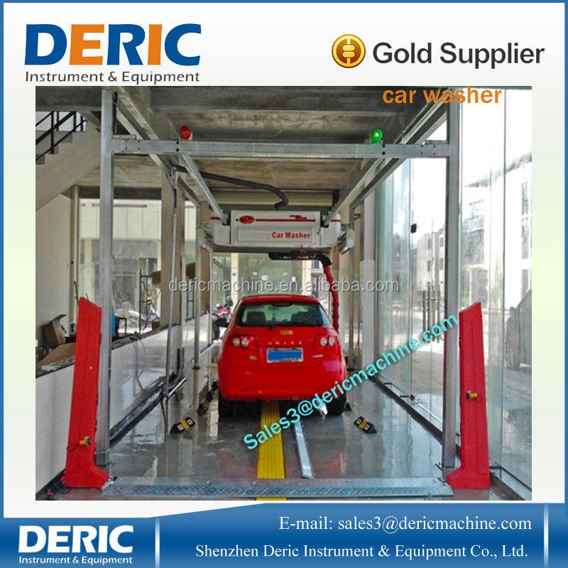 automatic tunnel car wash machine price