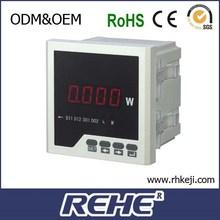 2015 RH-P31 96*96mm digital active power meter