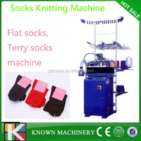 machines for manufacturing socks