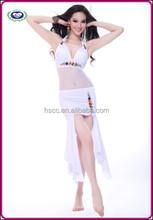 Latested wholesale beautiful design king fancy latin dress costume