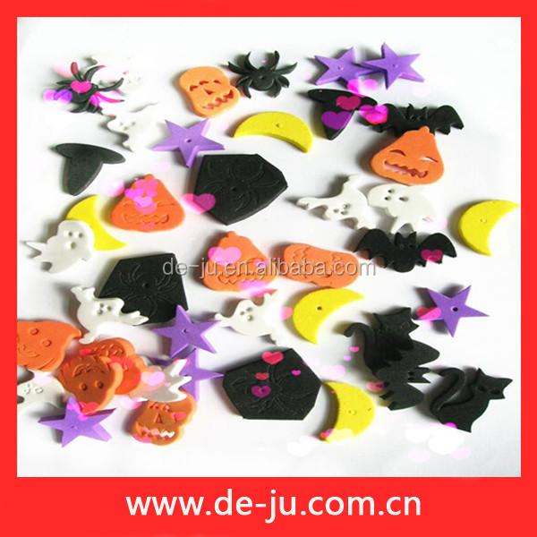 Quatro Rosto Crianças Flores Dos Desenhos Animados Cubo EVA Selo Selo