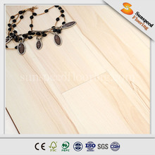high gloss waterproof wooden paneling, walnut rosewood engineered flooring