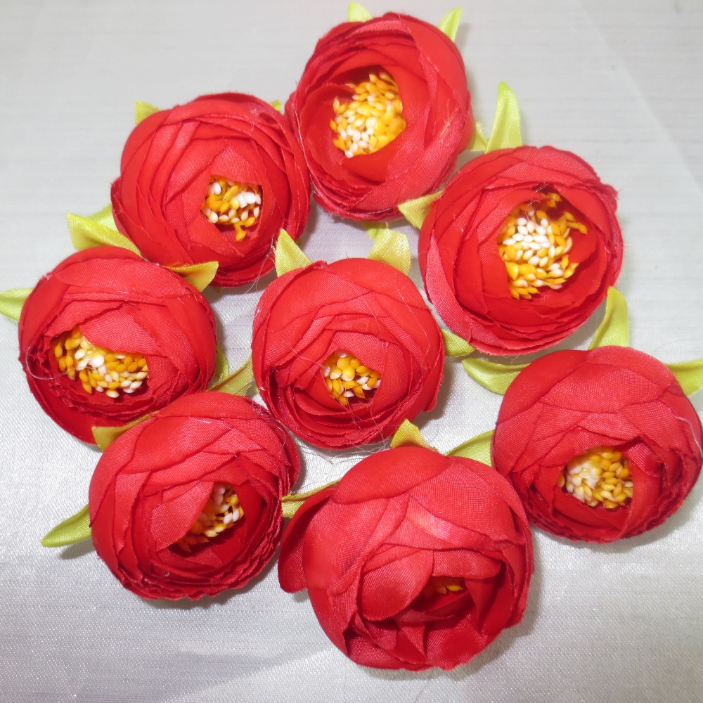 High Quality Artificial Silk Flower Peony Pink Buy Decoration