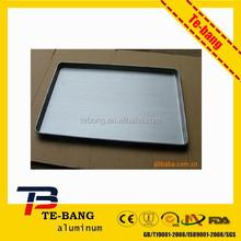 Baking tray aluminum alloy baking tray for pizza cake or bread