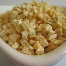 dehydrayed apple granule dried fruit