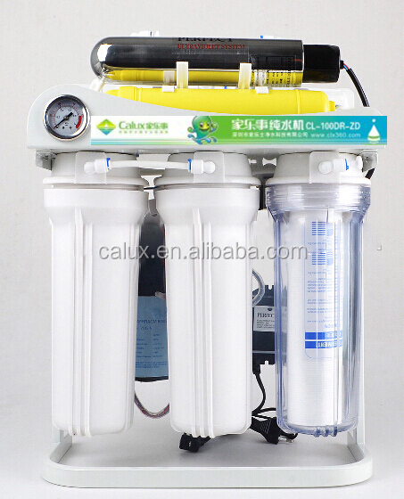 Drinking Water Purifier Dispenser Filtration System With