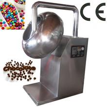 Popular ball chocolate bean coating machine